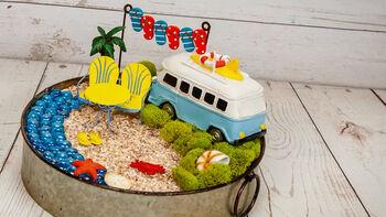 How To: Beach Fairy Garden