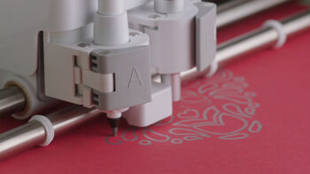 Make creative craft projects in minutes, using the Cricut Explore Air