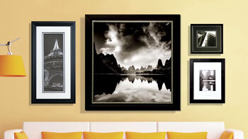 Custom Framing: Tips for Group Framing