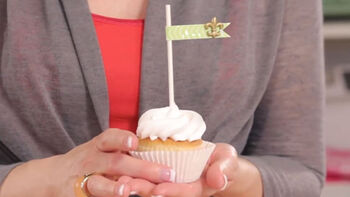 How to Make Princess Cupcakes