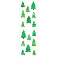 Mrs. Grossmans Stickers Christmas Tree Farm