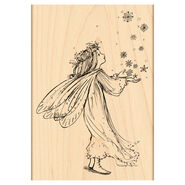 Penny Black Mounted Rubber Stamp Magic Of Christmas