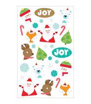 Mrs. Grossmans Christmas Joy Stickers