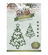 Yvonne Creations Die-Christmas Star Tree