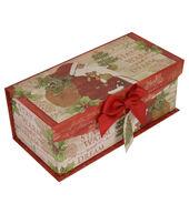 Makers Holiday Christmas Medium Pallet Flip Top Box