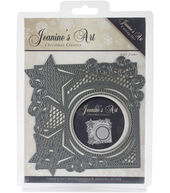 Find It Trading Jeanines Art Christmas Classics Die-Christmas Star