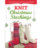 Knit Christmas Stockings Book