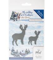 Amy Design The Feeling Of Christmas Die-Christmas Reindeers