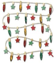 Jolees Boutique Dimensional Stickers-Christmas Lights