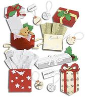 Jolees Boutique Dimensional Stickers-Christmas Gifts