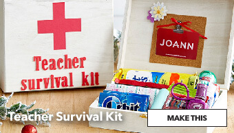 How to make a Teacher Survival Kit. Make This.