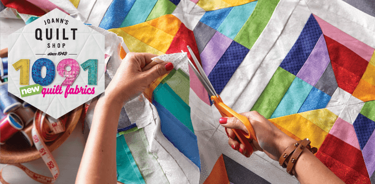 Quilt Fabric - Shop Quilting Fabric Online | JOANN : how to store quilting fabric - Adamdwight.com