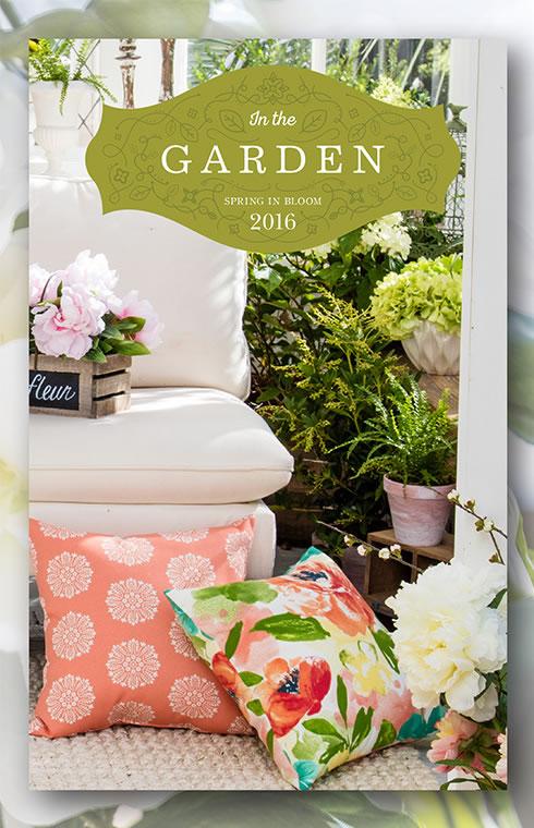 In the Garden;Spring in Bloom 2016.