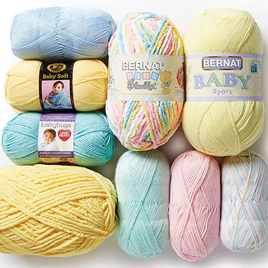 25% off Baby Yarns