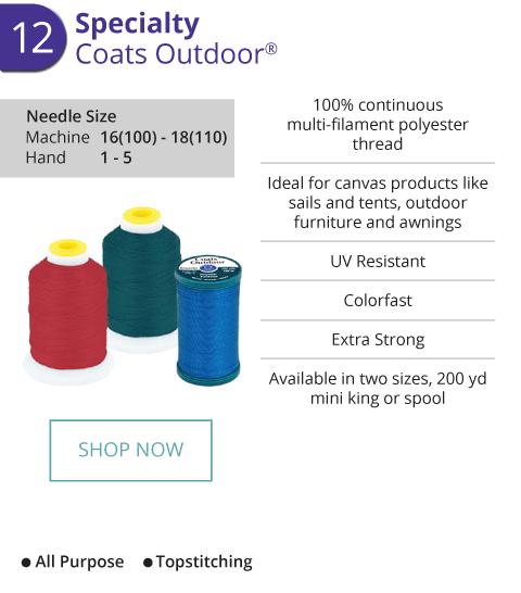 Specialty - Coats Outdoor
