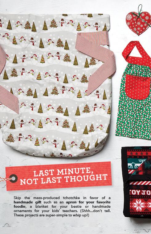 Fabric Gift Ideas.