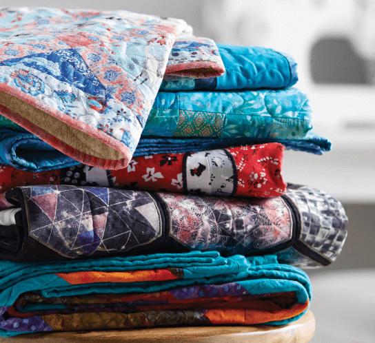 Premium Quilts.
