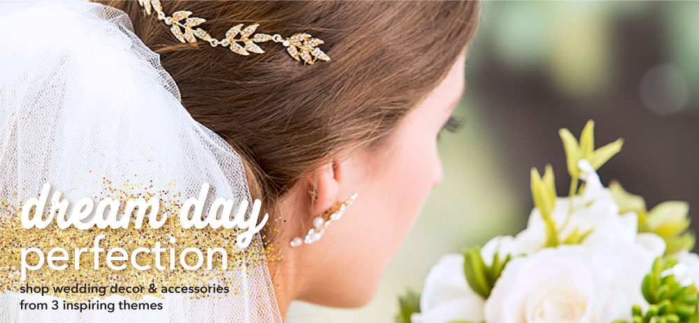 Wedding supplies decorations essentials joann junglespirit Choice Image