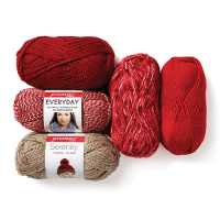 Shop Category, Yarn and Needle.