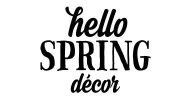 Brands, Hello Spring.
