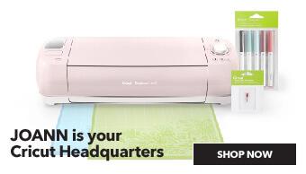JOANN is your Cricut Headquarters. Shop Now.