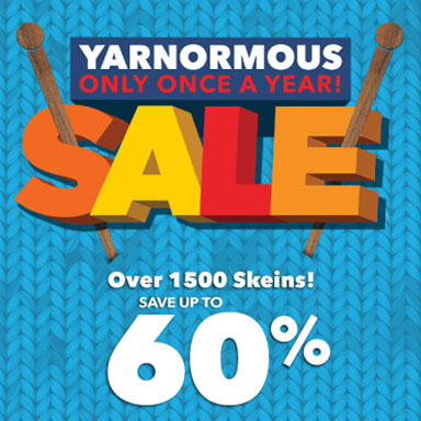 Shop Yarnormous