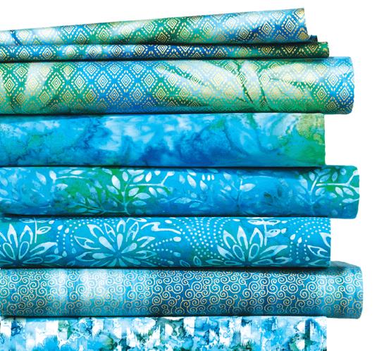Batiks Quilts.