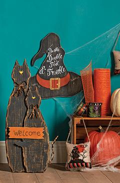 Makers Halloween.