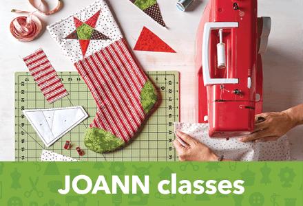 JOANN Classes.