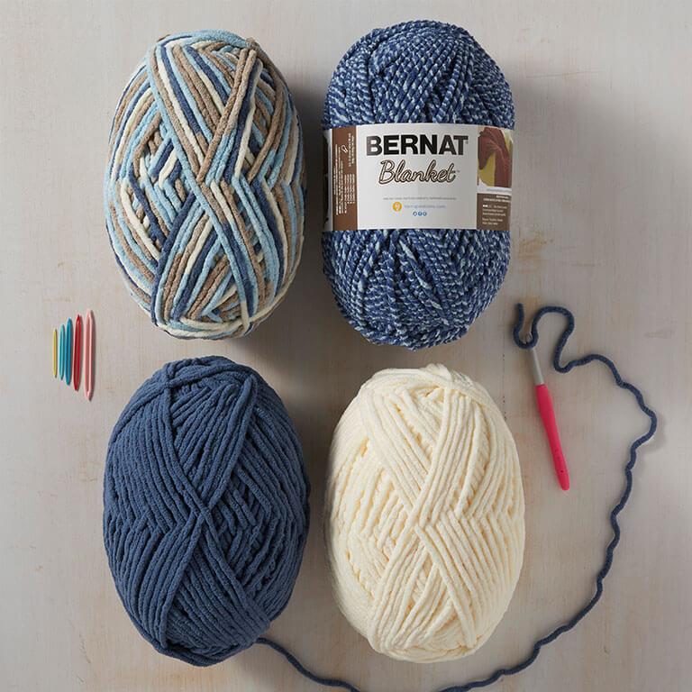 Crochet Supplies.
