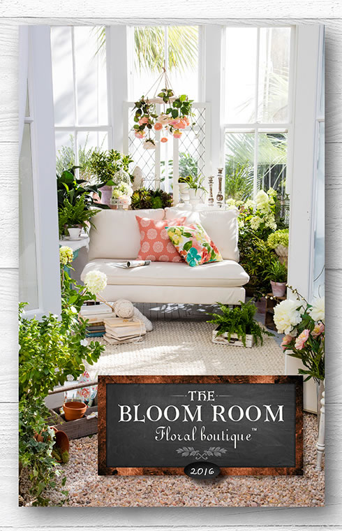 The Bloom Room;Floral Boutique 2016.