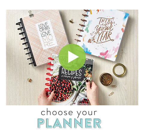 Choose your Planner.