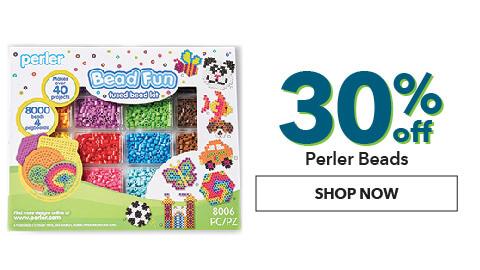 30% off Perler Beads. Shop Now.