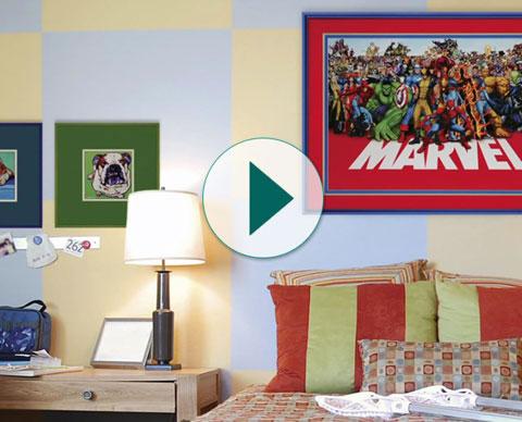 Framing is Interior Design