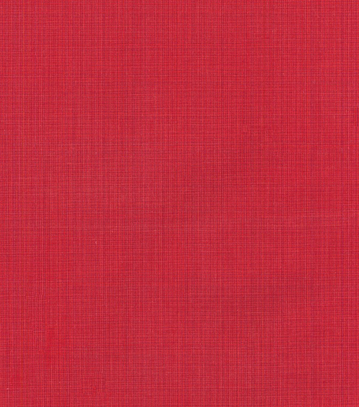 Williamsburg Upholstery Fabric 54\u0022-Stratford Stripe/Jewel