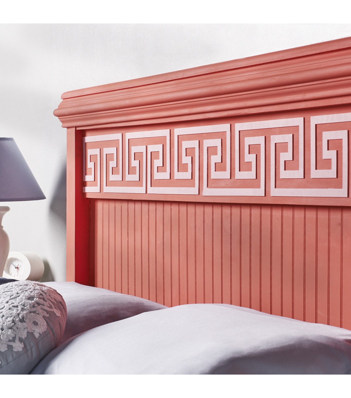 Buttercream™ Olivia Collection Long Furniture Applique-Greek Key