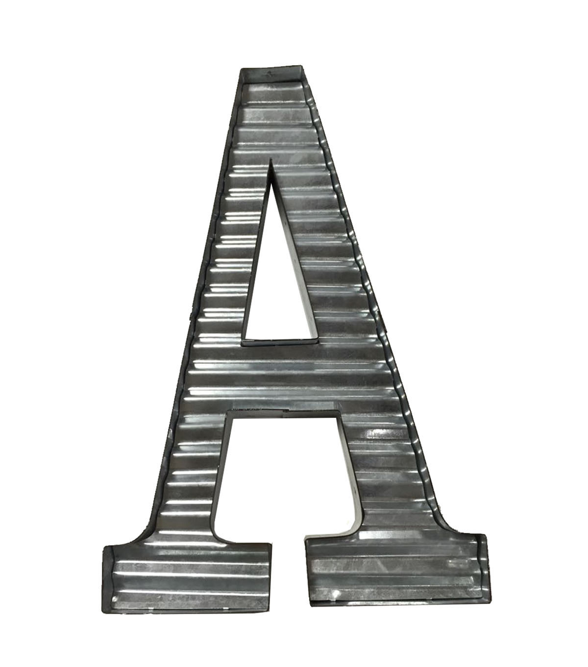 Galvanized Letters For Sale Fab Lab™ Galvanized Letters  Joann