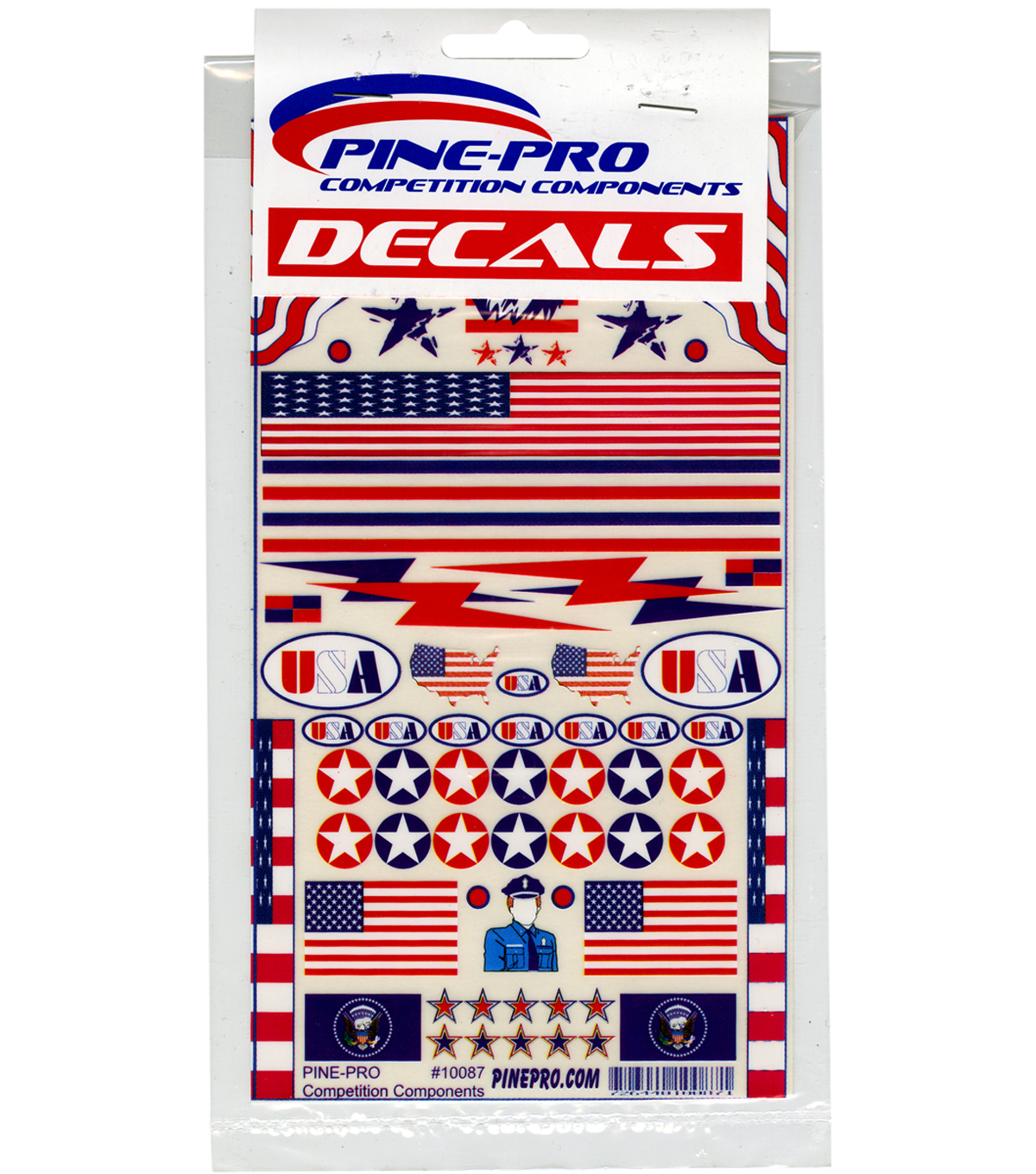 Pine Car Derby Decal 5\u0022X8.5\u0022-USA