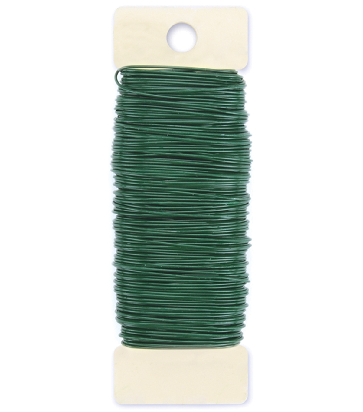 Panacea Products 22 Gauge Green Paddle Wire-1/4 lbs