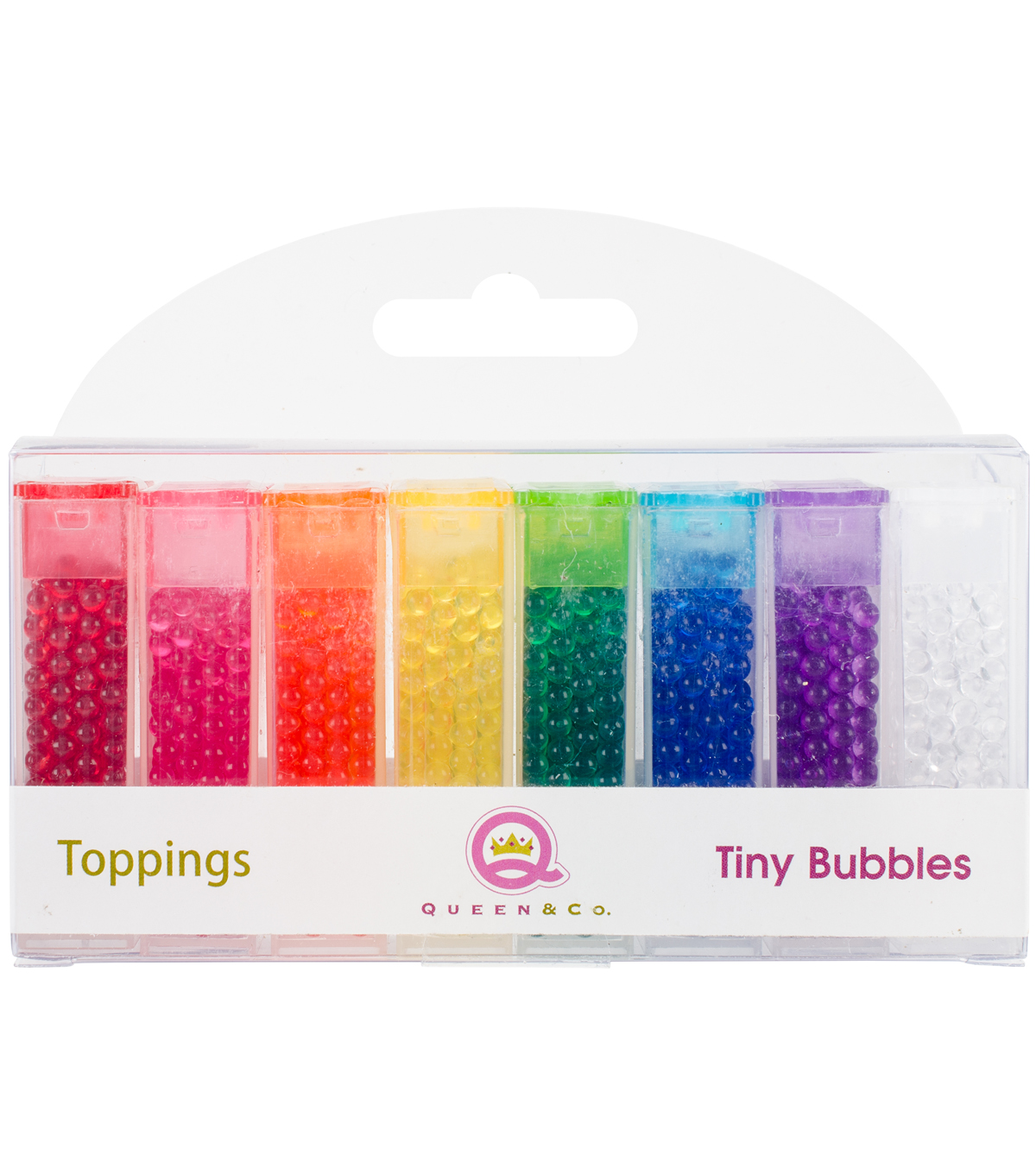 Queen & Co Topping Set-Tiny BuBubblees