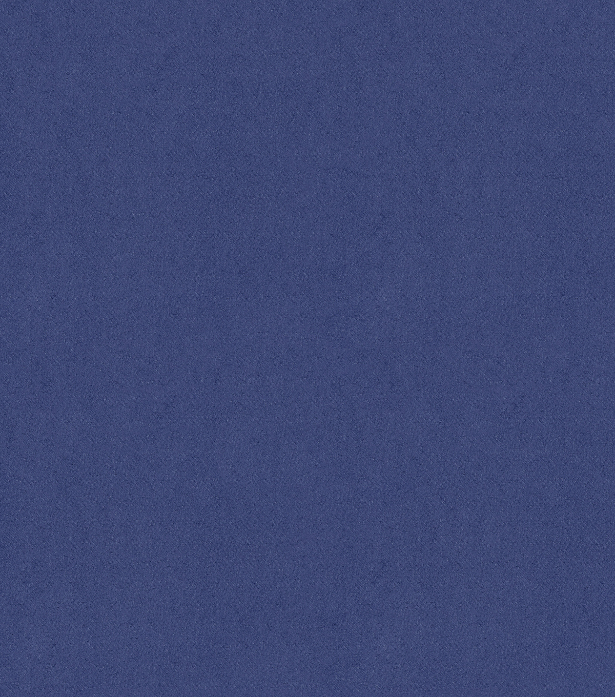 Signature Series Solid Faux Suede Fabric 58\u0022-Blue