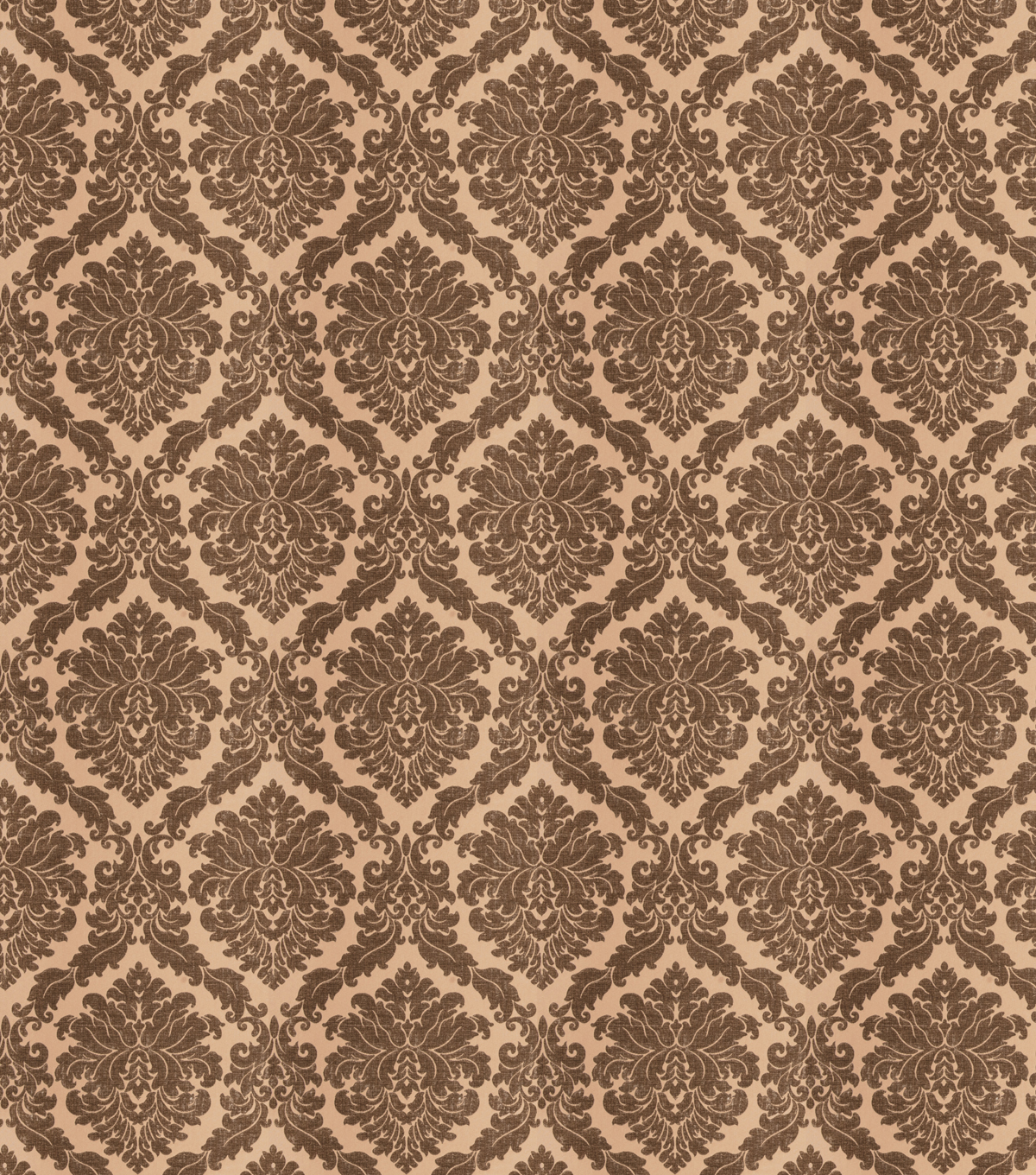 "Eaton Square Print Fabric 54""-Migrate/Taupe"