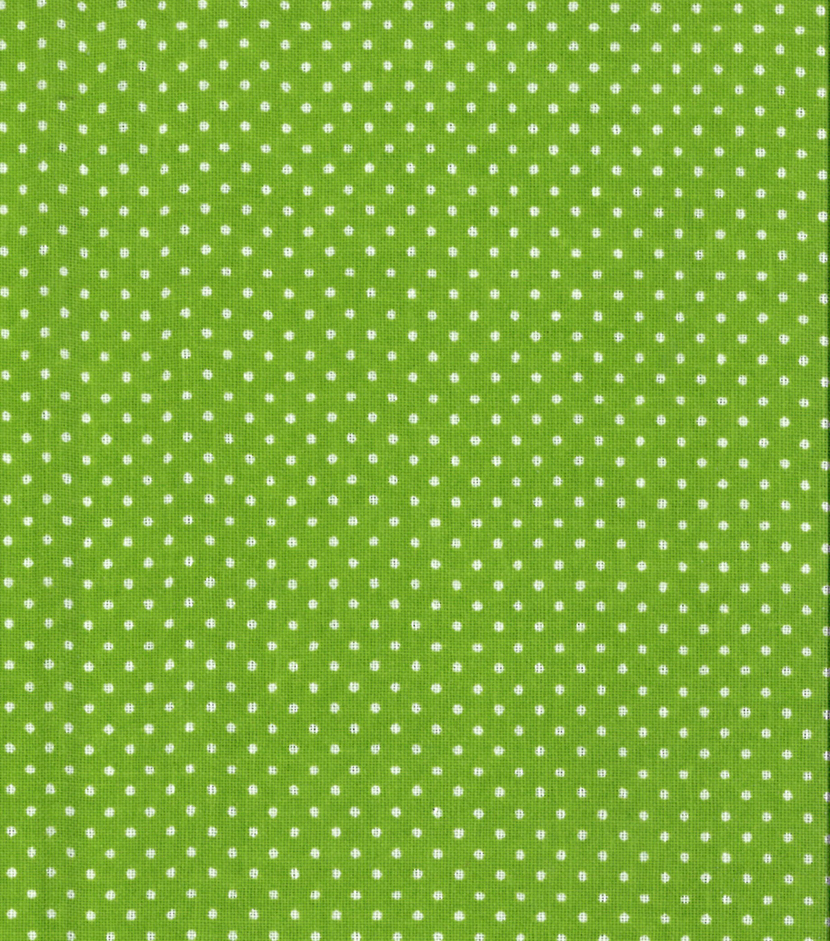 "Quilter's Showcase™ Cotton Fabric 44""-Pin Dot Green"