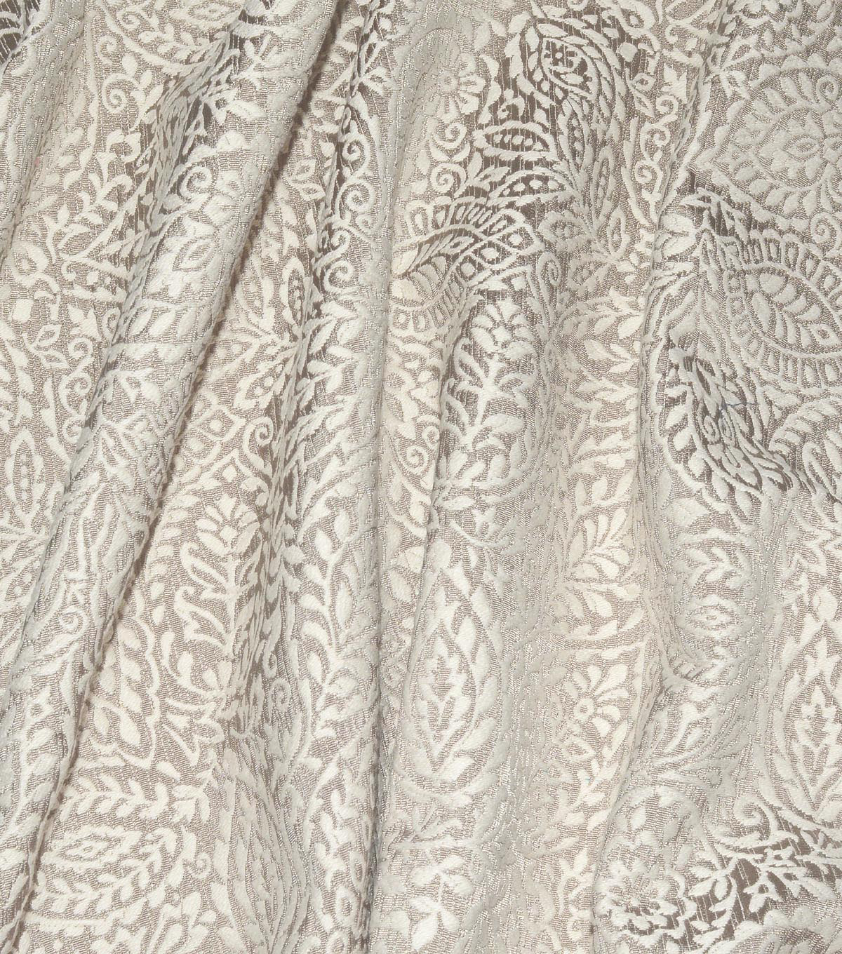 Waverly Upholstery Fabric 57\u0022-Boutique Find Driftwood