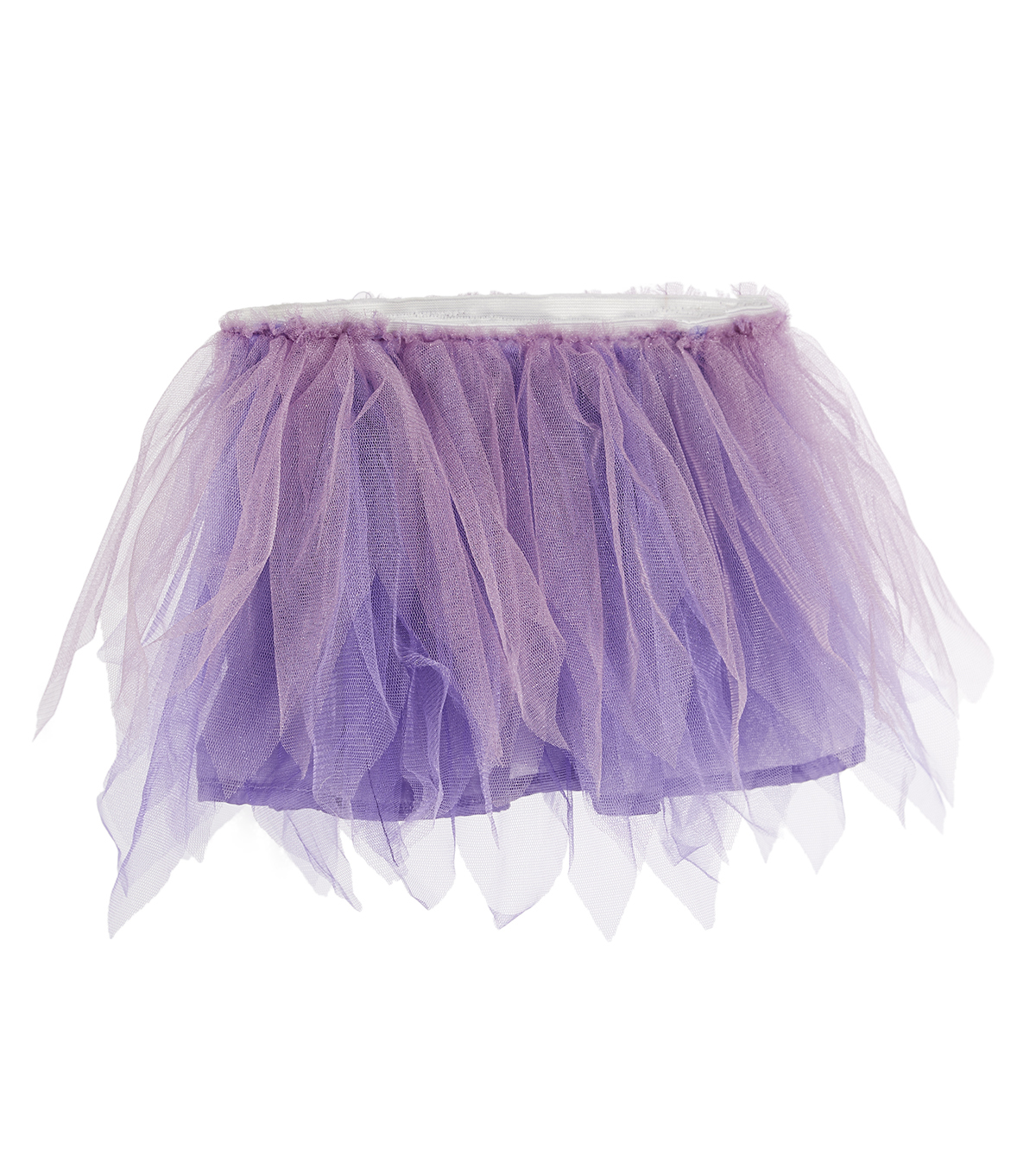 Fashion & Fluff™ Purple Jagged Tutu