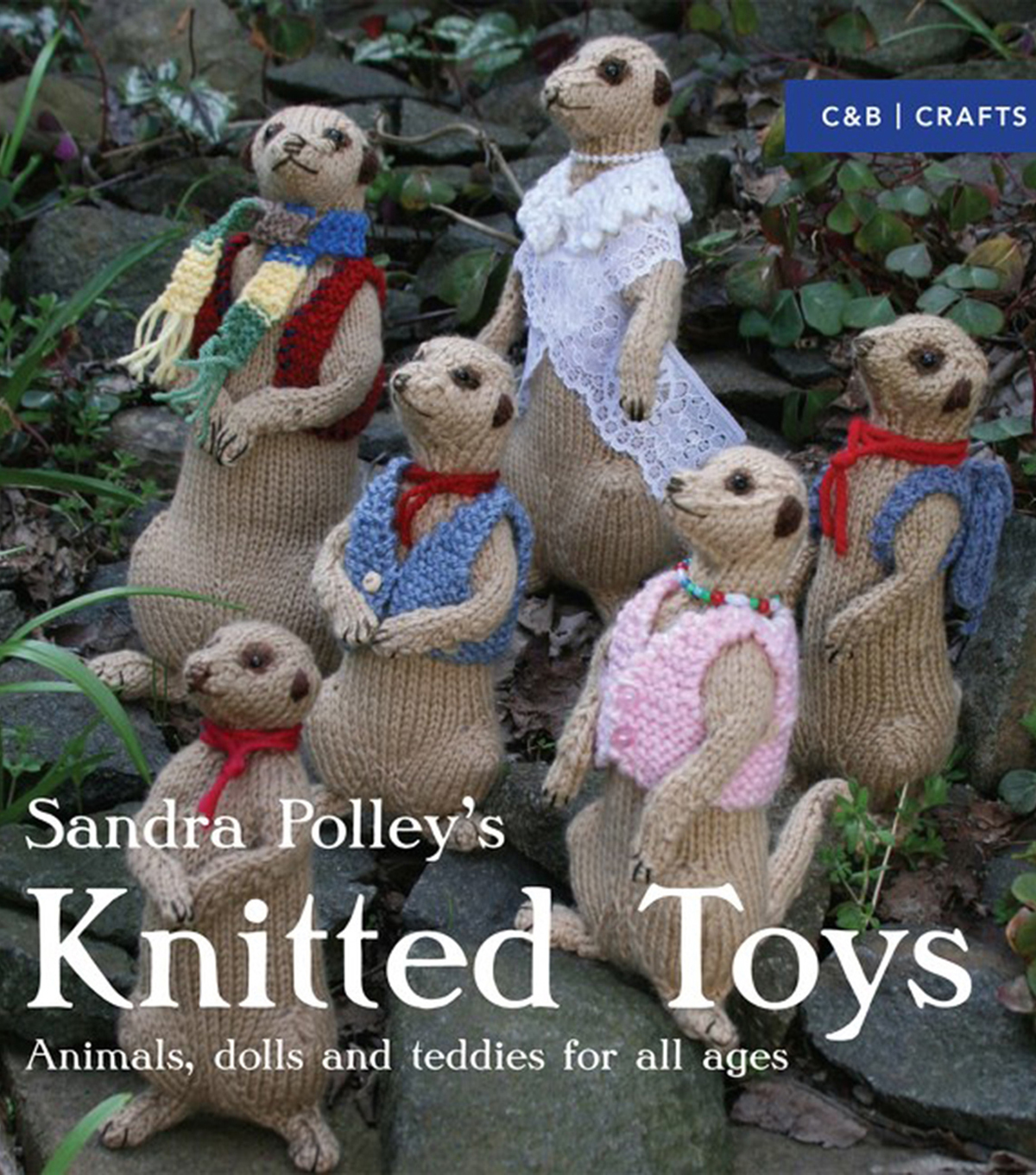 Sandra Polley\u0027s Knitted Toys Book