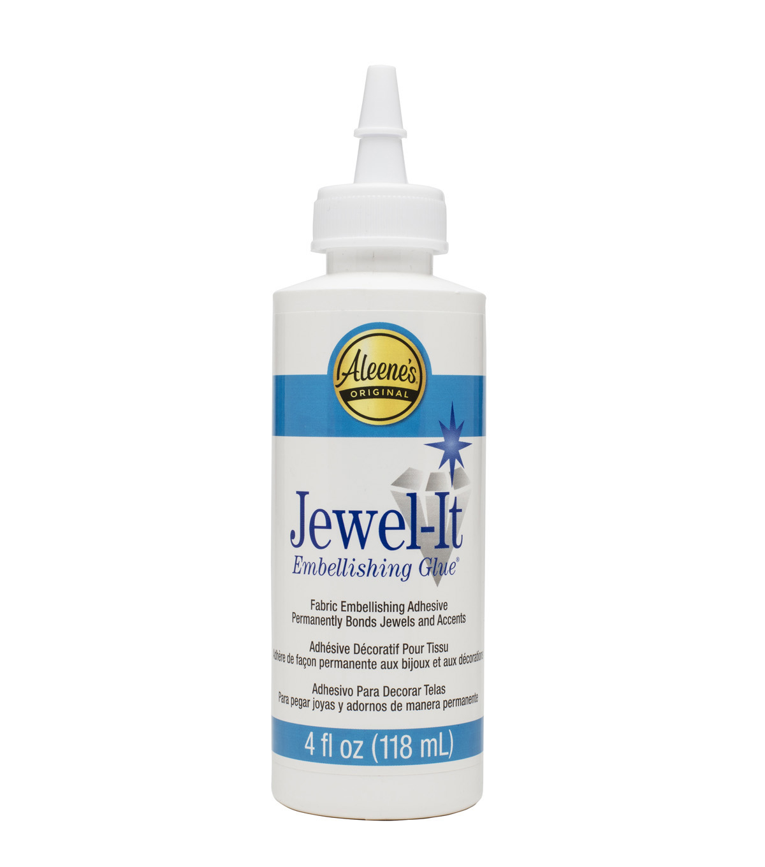 Aleene U0027s Jewel It Embellishing Glue