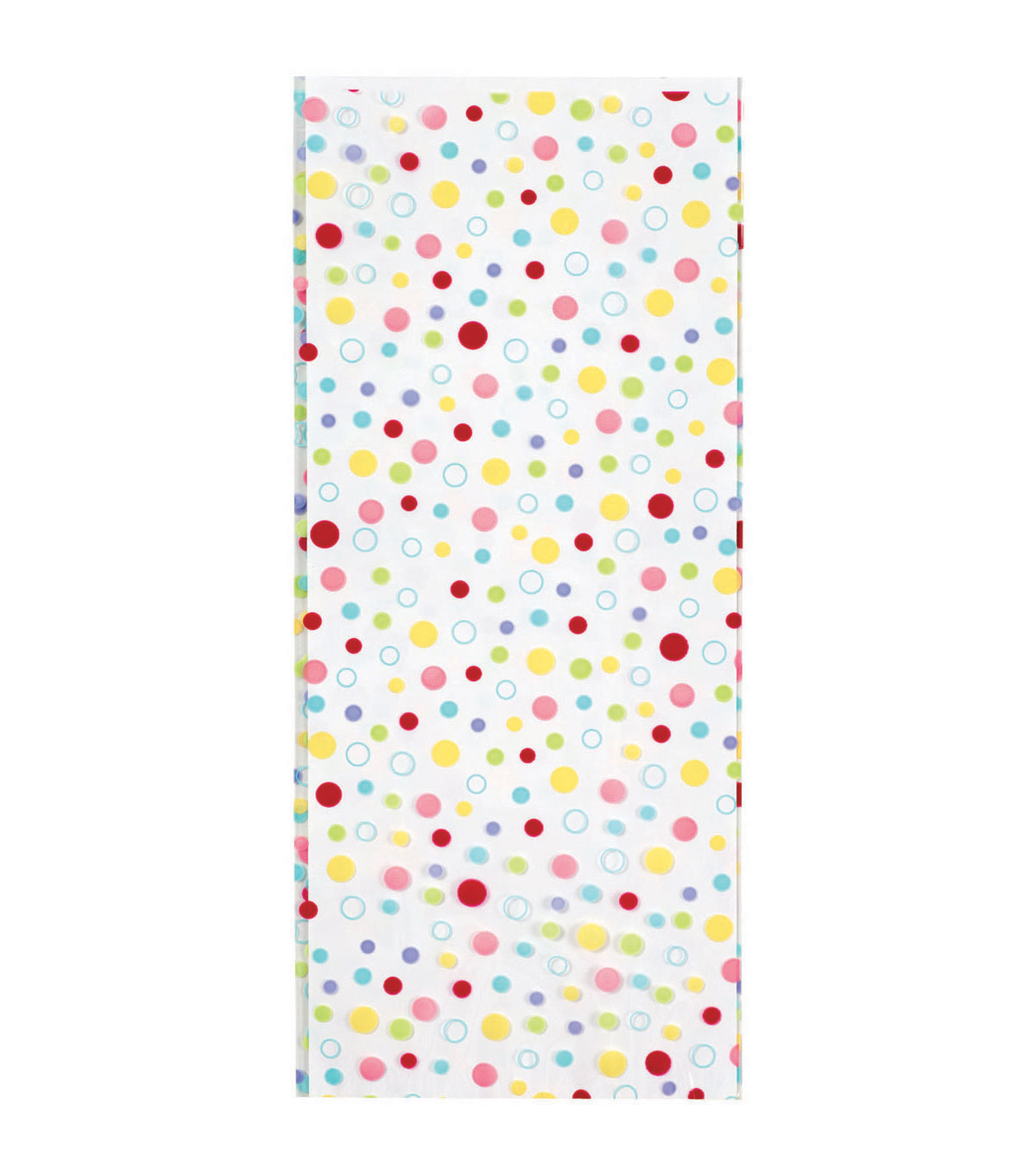 Wilton® Treat Bags 4\u0022X9.5\u0022 With Ties 20/Pkg-Sweet Dots