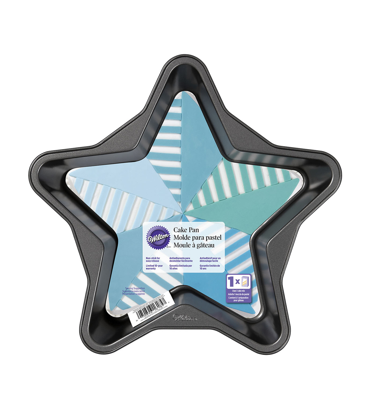 Wilton® Star Shaped Cake Pan