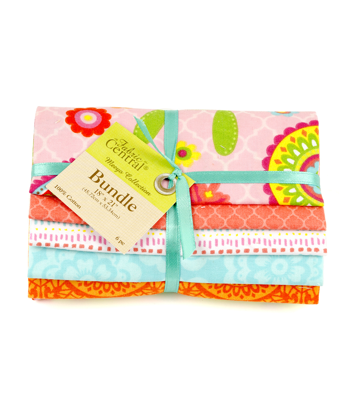 Fabric-Central Cotton Fabric-Meeyo Bundle 2